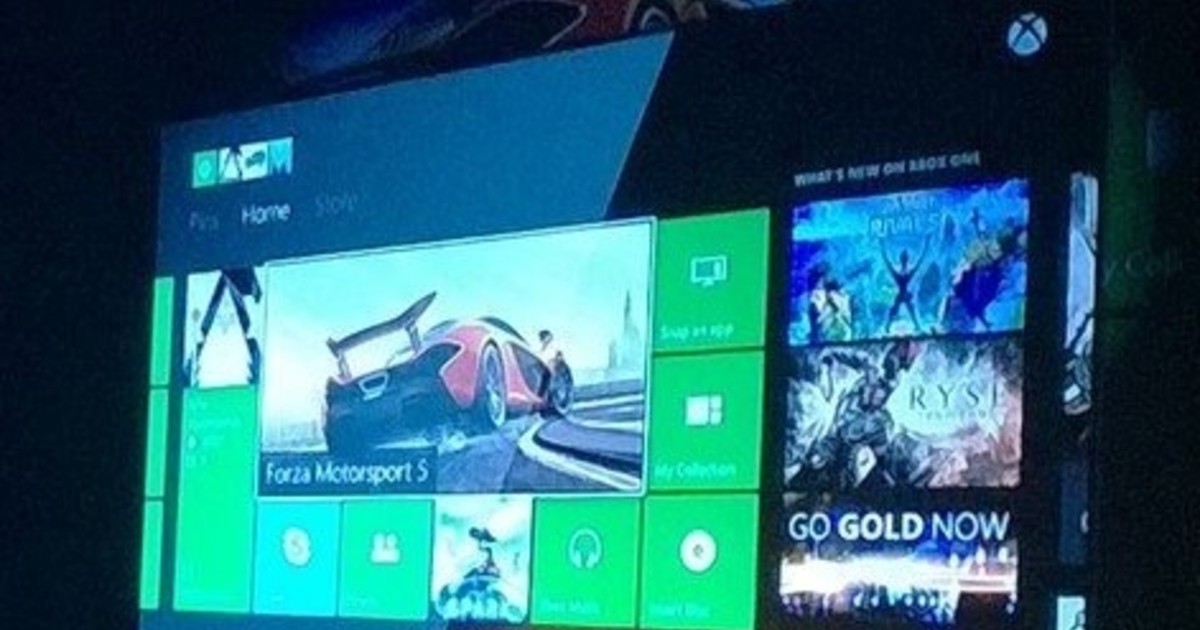 Xbox One's August update updates activity feed, unlocks 3D Blu-Ray