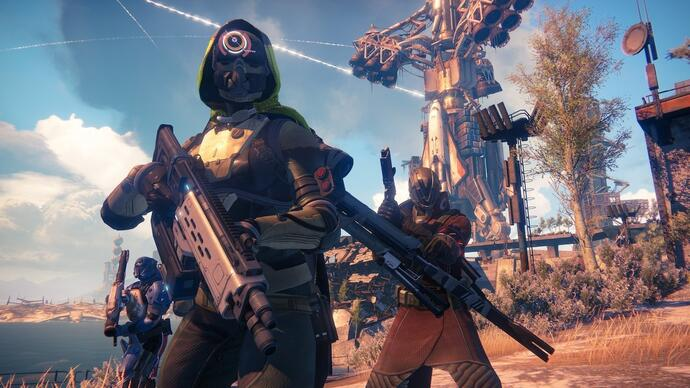 Five talking points from the weekend's Destiny beta