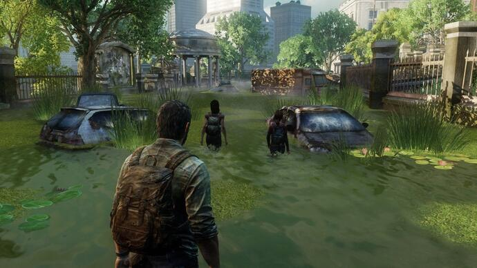 These new The Last of Us Remastered screens sure are purdy