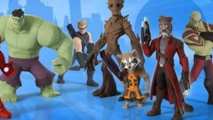 Disney Infinity: Marvel Super Heroes gets a release date