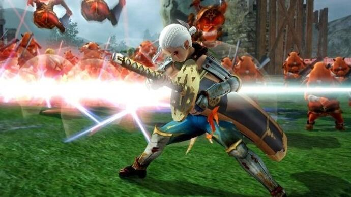 New Hyrule Warriors trailer shows off its expansivecast