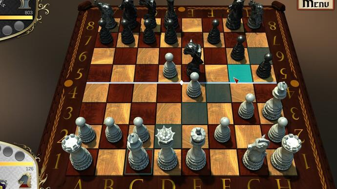 Chess 2: The Sequel gets a release date onSteam