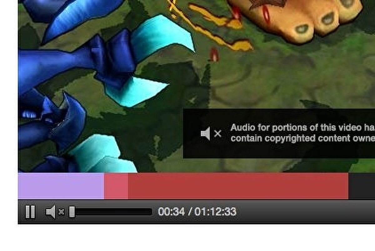 Twitch clamps down on unlicensed music ahead of rumoured $1bn Google