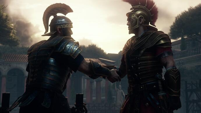 Xbox One launch title Ryse: Son of Rome announced for PC