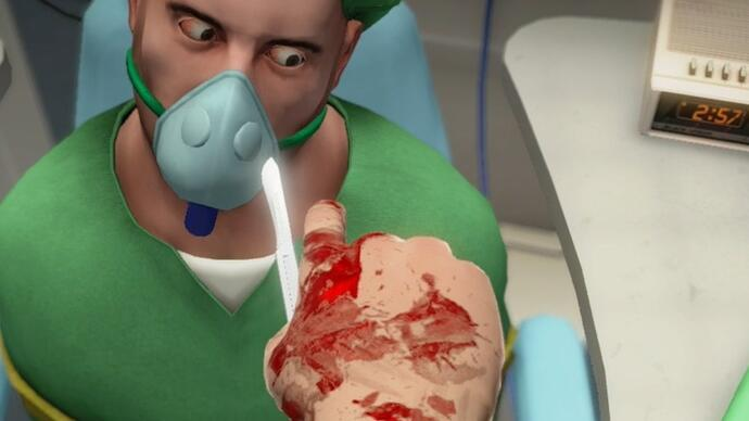 PS4 Surgeon Simulator: Anniversary Edition release date announced