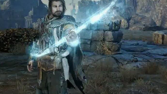 Shadow of Mordor - Trailer Gamescom 2014