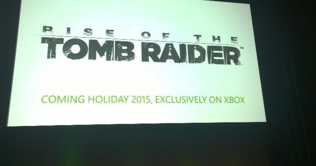 Microsoft Confirms Rise Of The Tomb Raider Xbox Exclusivity Deal - Cleaning invoice template free square enix online store