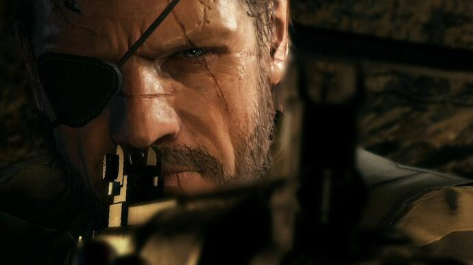Konami's Metal Gear Solid 5 preview event