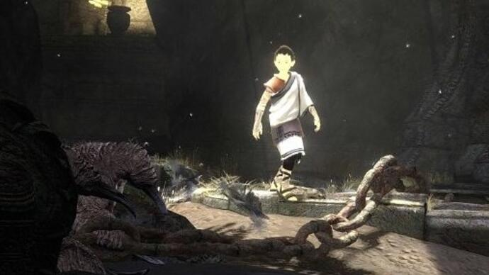 It's time for your latest update on The Last Guardian -again
