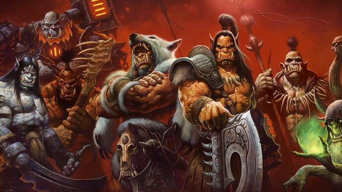 World of Warcraft's Warlords of Draenor expansion gets a releasedate