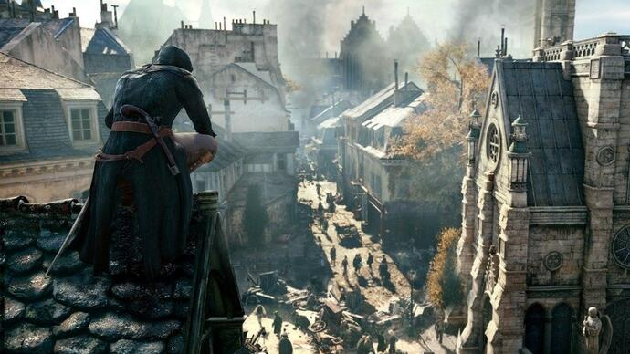 Watch 11 minutes of new Assassin's Creed: Unity gameplay
