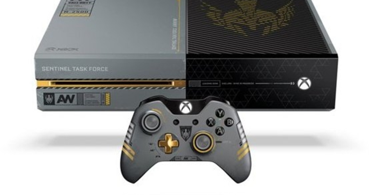 1TB Xbox One with Call of Duty: Advanced Warfare exclusive to GAME in UK