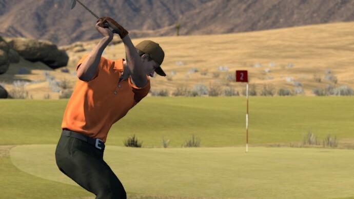 Pretty sports sim The Golf Club launches for PC, Xbox One
