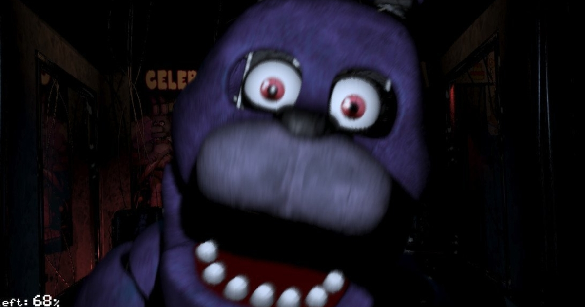 Five Nights At Freddy S Brings Horrifying Animatronic