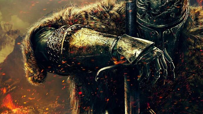 Dark Souls 2: Crown of the Old Iron King -Test