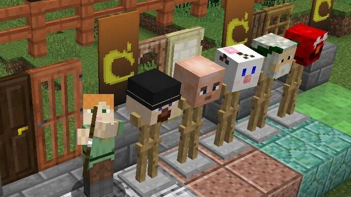 Minecraft's latest PC update has taken nearly a year todevelop