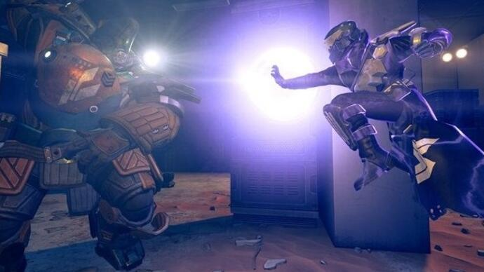 Here's a video of Destiny's exclusive PlayStation map