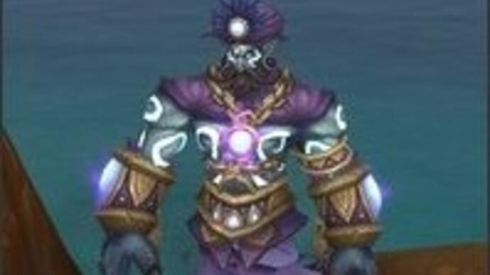 Robin Williams tribute spotted live in Warlords of Draenorbeta