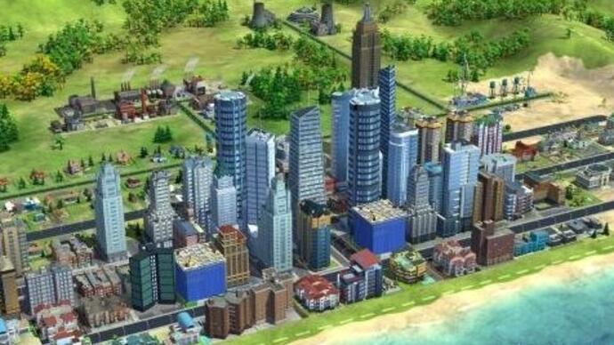 EA announces SimCity BuildIt for iPhone, iPad and Androiddevices