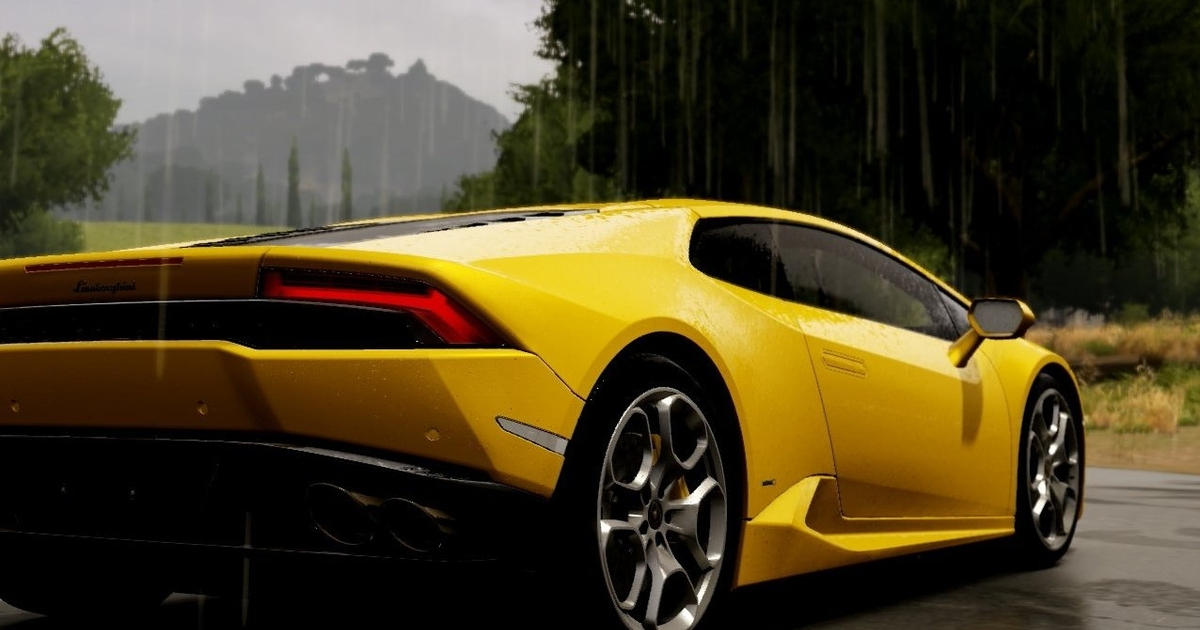 Forza Horizon 2 Xbox One car list revealed in full ...
