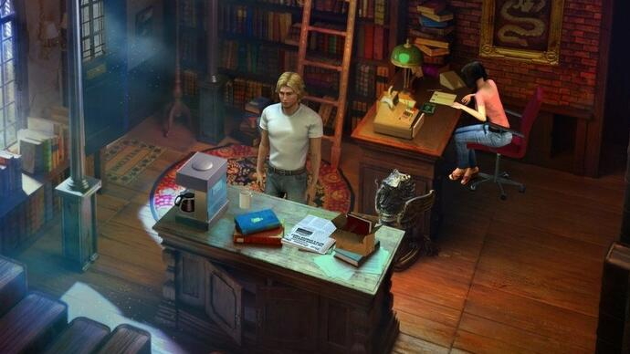 Gabriel Knight: Sins of the Fathers remake sets October releasedate