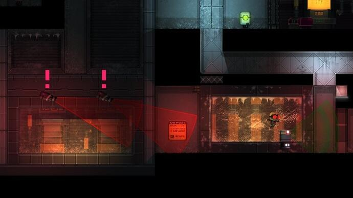 Stealth Inc 2 release date spied for October exclusively on WiiU