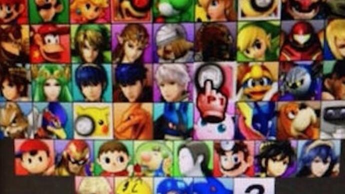 Watch this Super Smash Bros. 3DS stream confirm playablecharacters