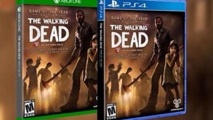 The Walking Dead next-gen retail release dated for October