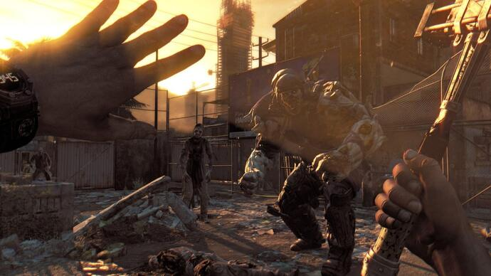 Dying Light gets a January release date