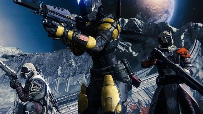 Digital Foundry - Technik-Vergleich: Destiny (PS4/Xbox One)
