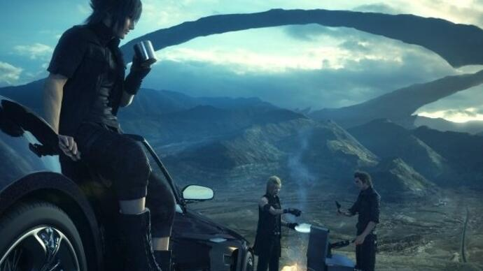 Final Fantasy 15 demo confirmed, Nomura leaves director's chair
