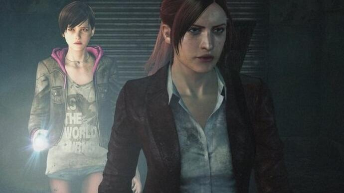 Resident Evil: Revelations 2 - Gameplay TGS 2014