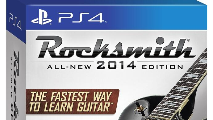 Rocksmith 2014 Edition PlayStation 4 and Xbox One release dateannounced