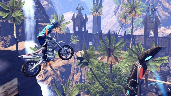 Trials Fusion: Welcome to the Abyss expansion releasedate