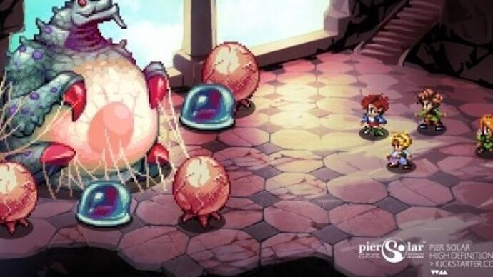 Pier Solar HD release date set for PS4, PS3, PC andOuya