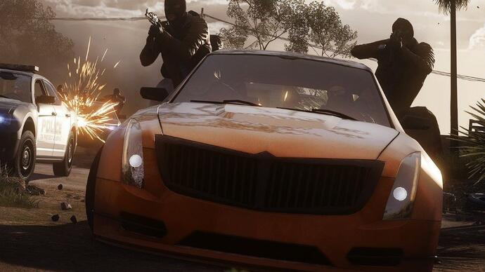Battlefield Hardline launches with nine maps and seven modes