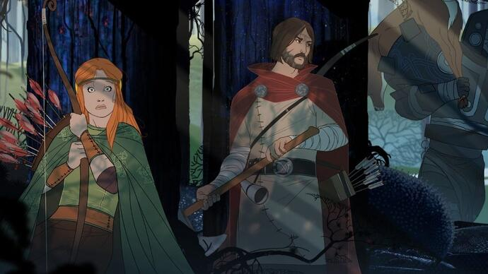 Banner Saga launches on iOS today at£7
