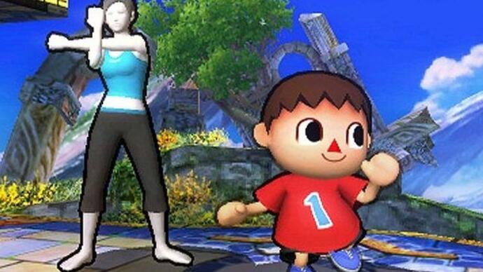 Super Smash Bros. 3DS requires day one patch to playonline
