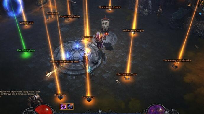 "Console Diablo 3 patch 2.1.0 ""just around the corner"""