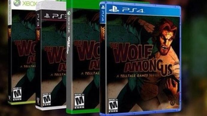 The Wolf Among Us gets a retail release date
