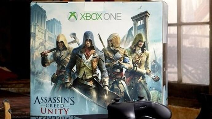 Xbox One Assassin's Creed: Unity bundles announced