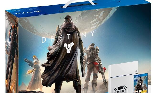 Destiny launch almost triples monthly US PlayStation 4 sales