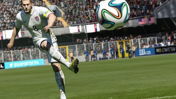 FIFA 15 patch addresses shooting andgoalkeepers