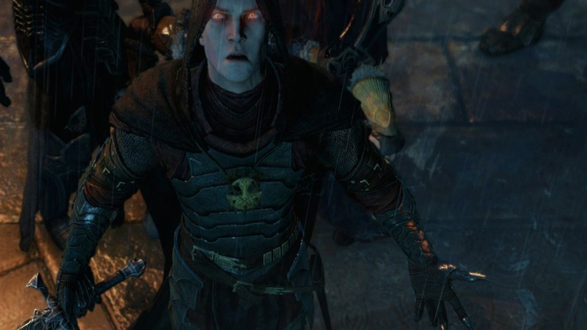 Free Black Hand skin and epic runes in Shadow of Mordor DLC