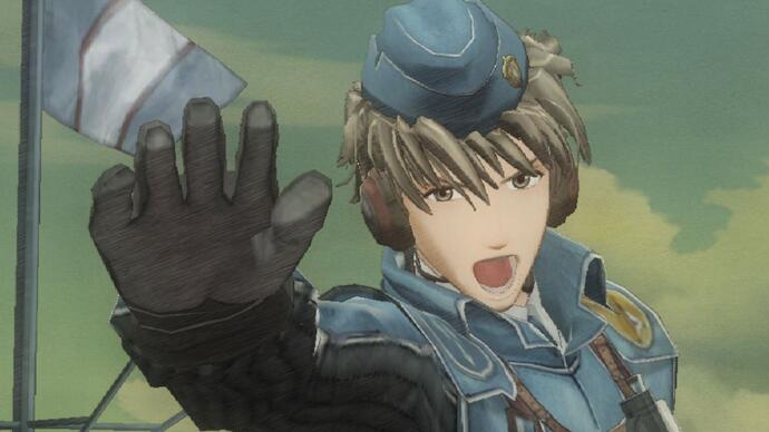 Sega role-player Valkyria Chronicles announced forPC