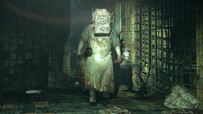 The Evil Within PC update lets you get rid of the letterbox blackbars
