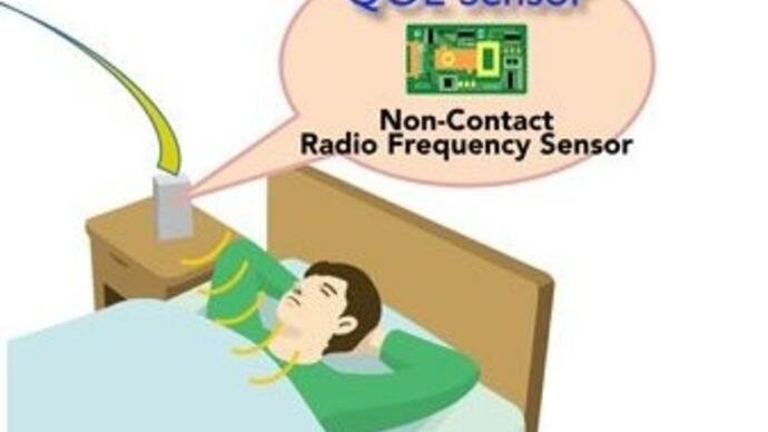 Nintendo details contactless sleep and fatigue sensor