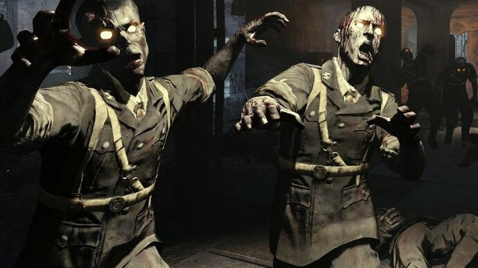 Leaked Call of Duty: Advanced Warfare trailer reveals zombiesmode