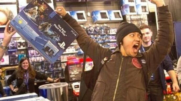 PlayStation 4 sales help Sony's game division toprofit
