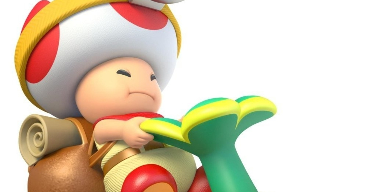 Captain Toad is Nintendo at its off-beat best